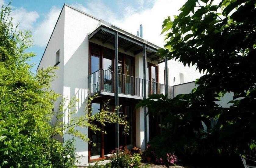 Architekten Lenzstrasse Dreizehn - Wohnhaus Landau