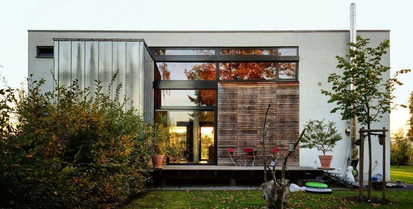 Wohnaus Karlsruhe - Architekten Lenzstrasse Dreizehn