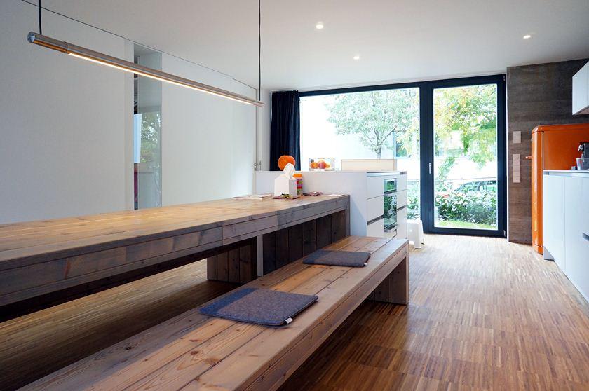 umbau wohnhaus karlsruhe k che. Black Bedroom Furniture Sets. Home Design Ideas