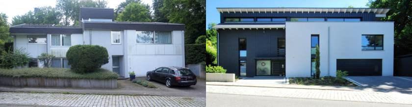 Architekten Lenzstrasse Dreizehn - Umbau Wohnhaus Karlsruhe1