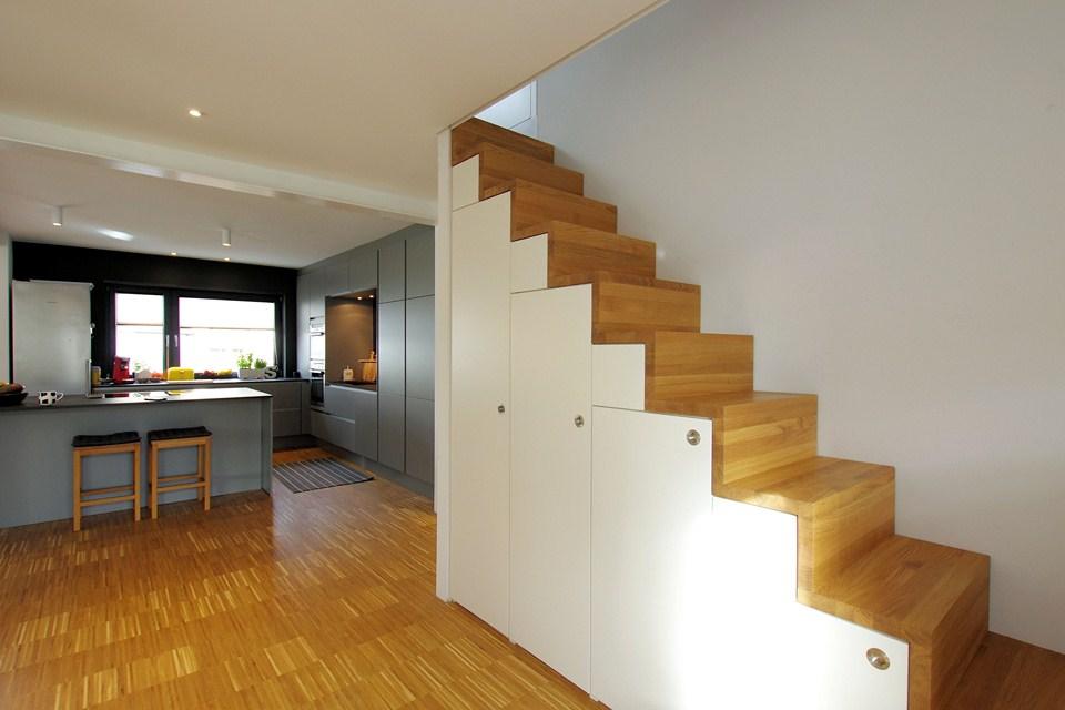 Architekten Lenzstrasse Dreizehn - Anbau Wohnhaus Wörth Titel2