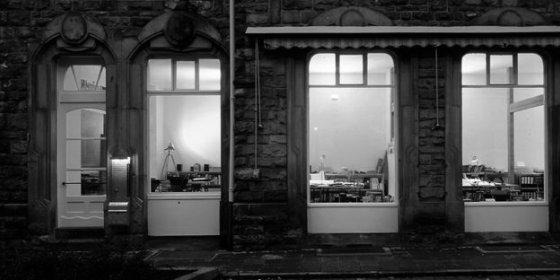 Lenzstrasse 13 Büro Ansicht