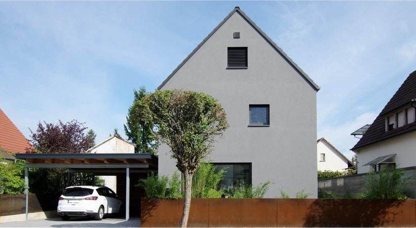 Architekten Lenzstrasse Karlsruhe - EFH Linkenheim