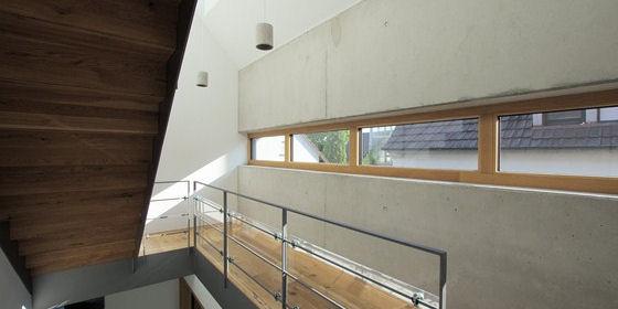 Architekten Lenzstrasse Dreizehn - Neubau Wohnhaus Linkenheim