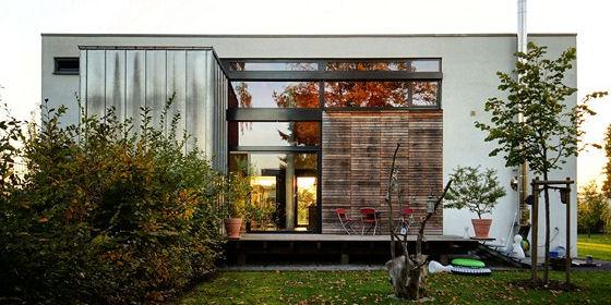 Architekten Lenzstrasse Dreizehn - Wohnhaus Karlsruhe